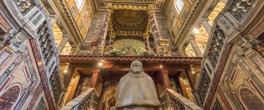 basilica di santa maria maggiore travel guide rome