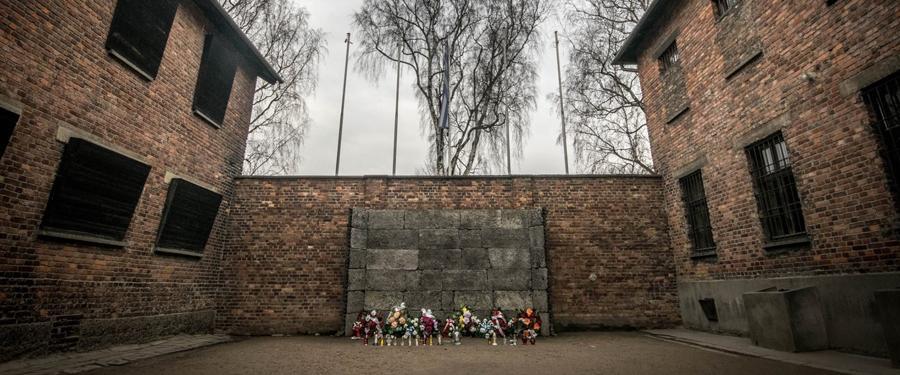 auschwitz death block bunker 11