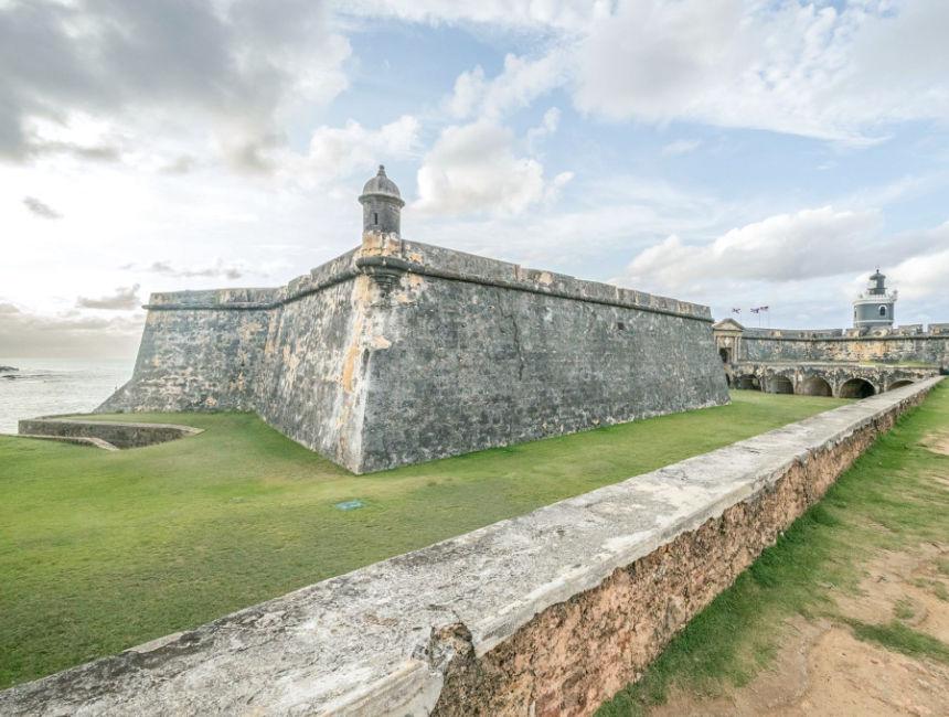 castle san felipe del morro puerto rico things to do