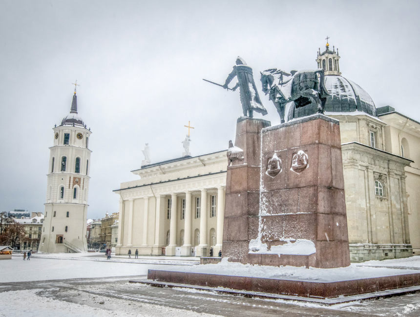 cathedral vilnius