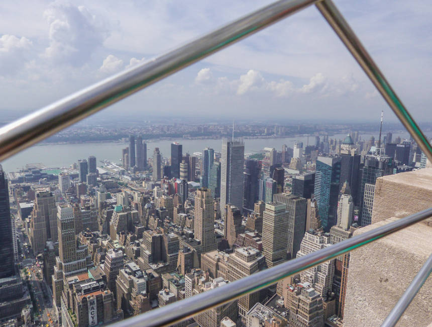 a visit to the empire state building the view tips tickets and