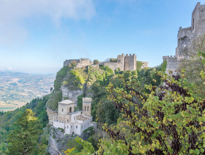 erice trapani things to do