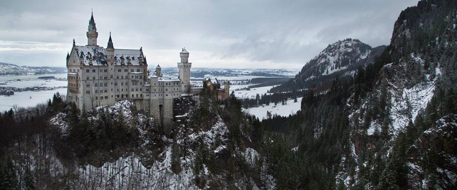 Germany schwangau neuschwanstein castle
