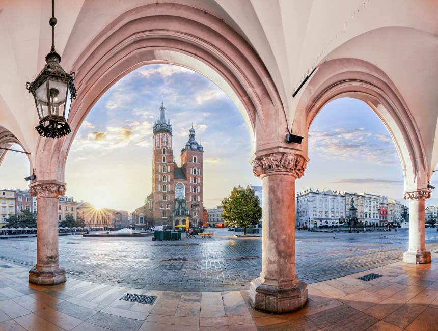 krakow tourist attractions