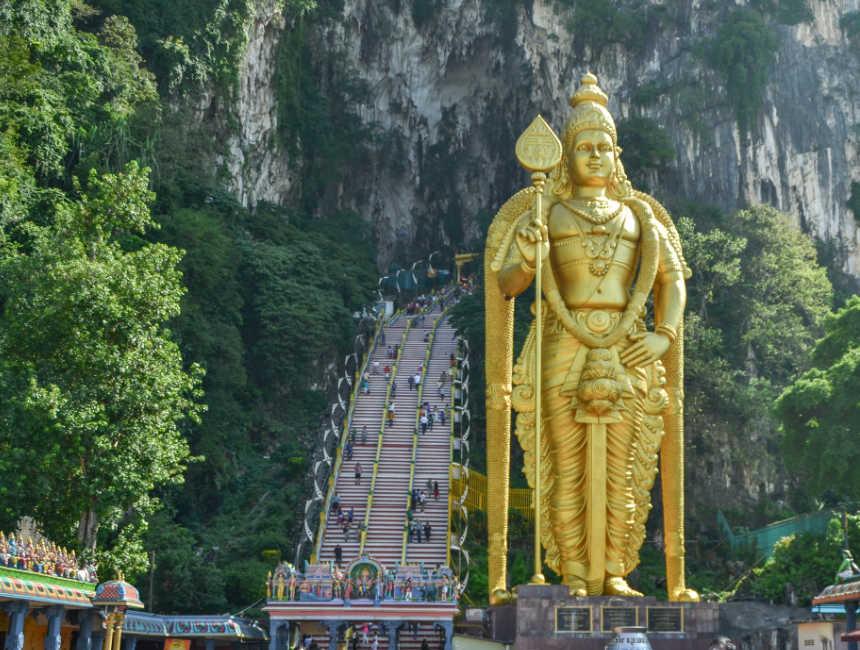 kuala lumpur things to do malaysia batu caves