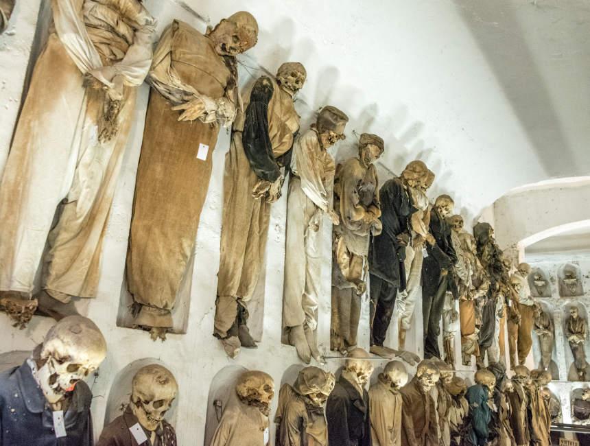 mummies palermo