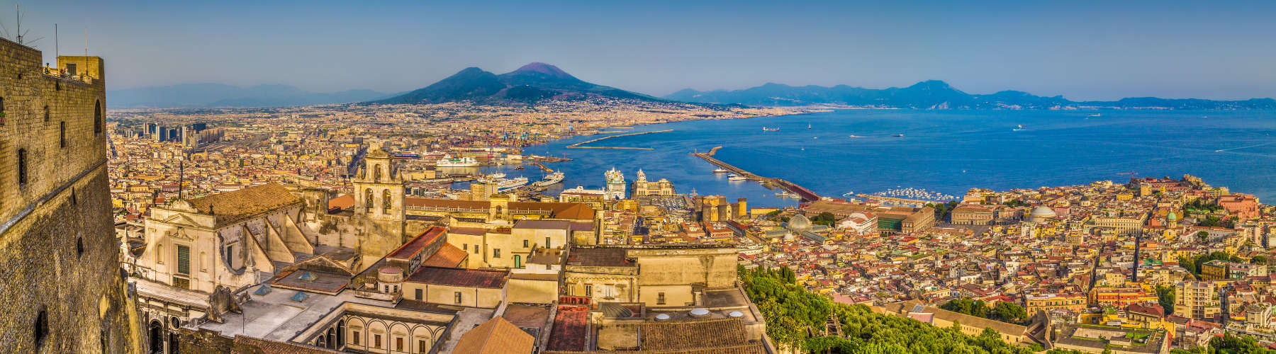 18 points of interest in naples, italy | catacombs, beaches