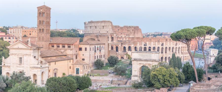 rome travel guide colosseum