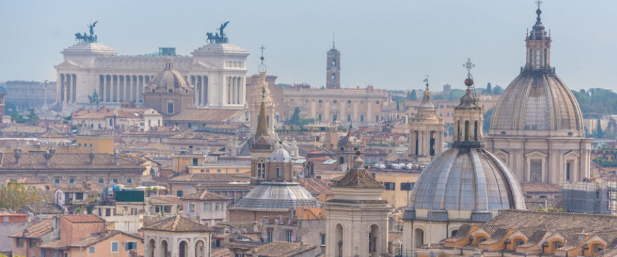 rome travel guide italy