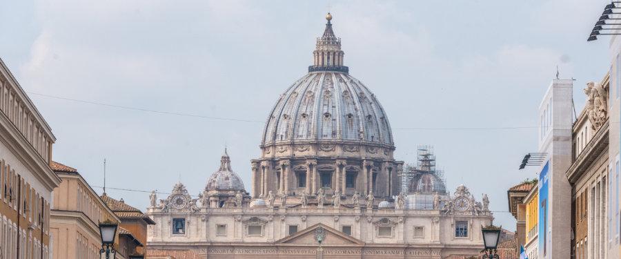 st peters basilica vatican rome travel guide