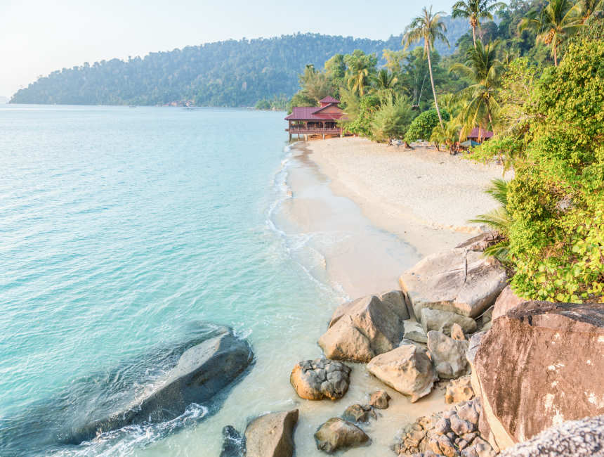 tioman islands places to see in malaysia
