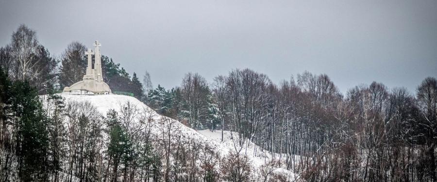 vilnius cross hill