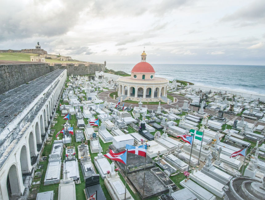 what to do in san juan puerto rico cemetery