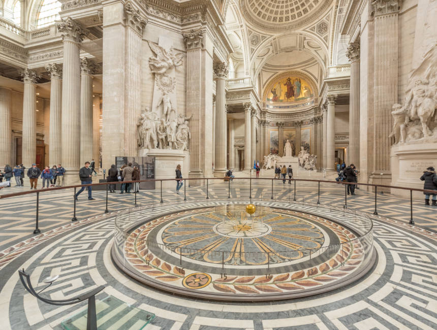 The Panthéon Of France Info History Photos Tickets And