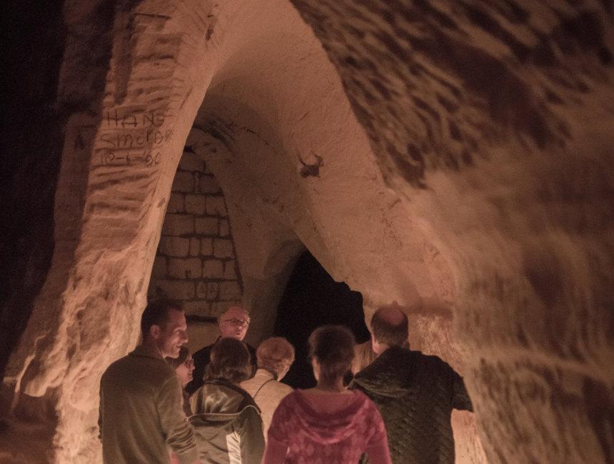 maastricht marl caves