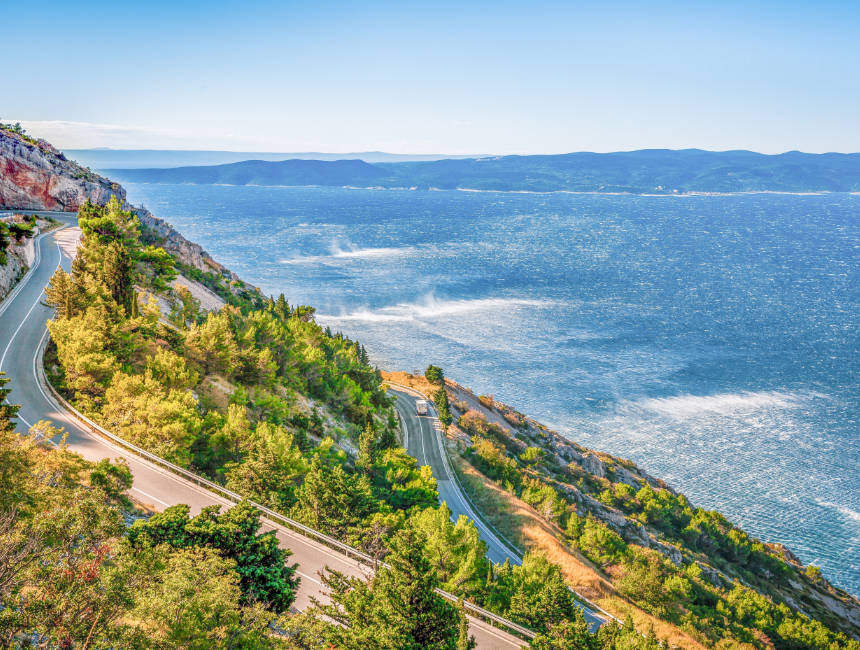 road trip croatia