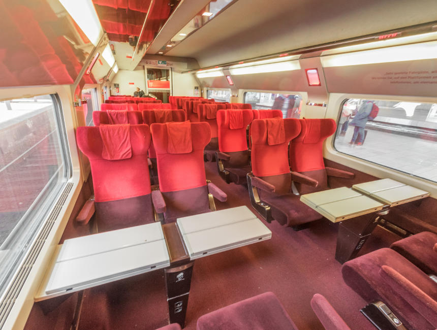 How to find cheap train tickets from Brussels to Paris?   Thalys ...