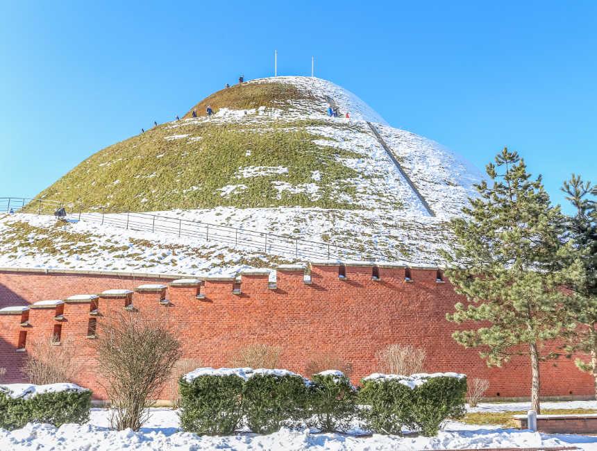 Kosciuszko mound krakow