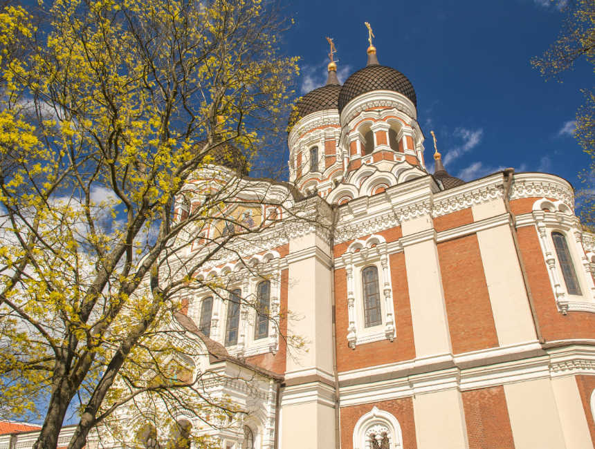 alexander nevski cathedral things to see in tallinn