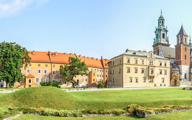 best places to visit in krakow