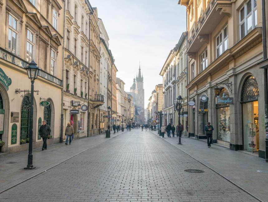 best places to visit in krakow stare miasto