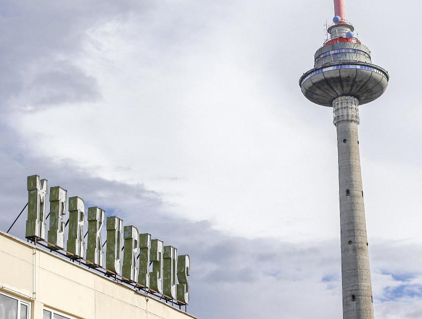 tv tower vilnius
