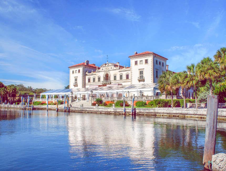 vizcaya museum places to visit miami