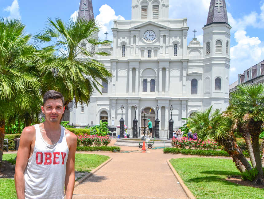 best places to see in new orleans