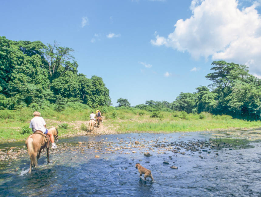 horseback riding dominican republic