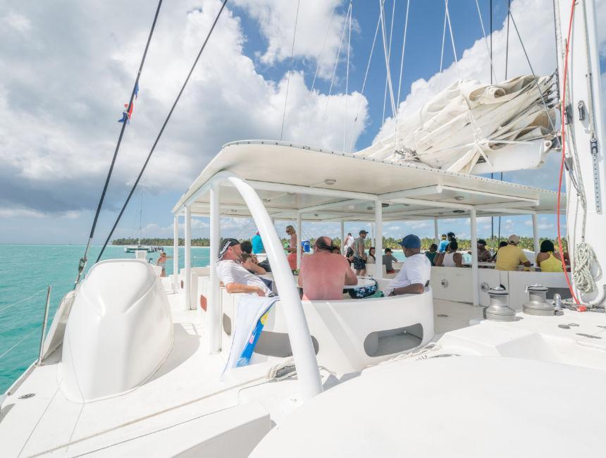 punta cana boat tour