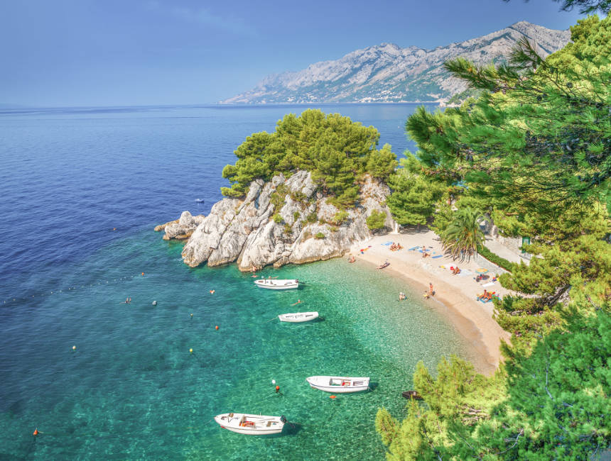 individual road trip croatia