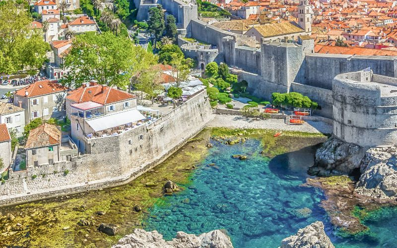 itinerary croatia