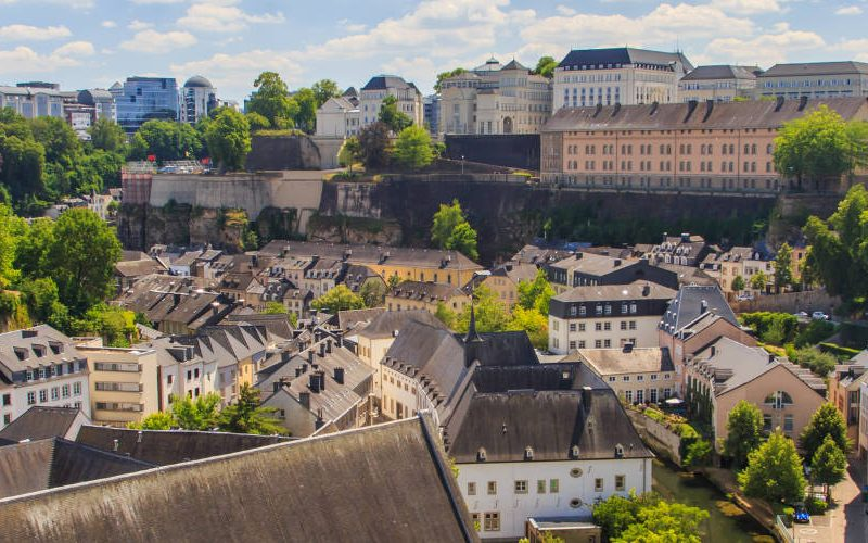 places to visit luxembourg