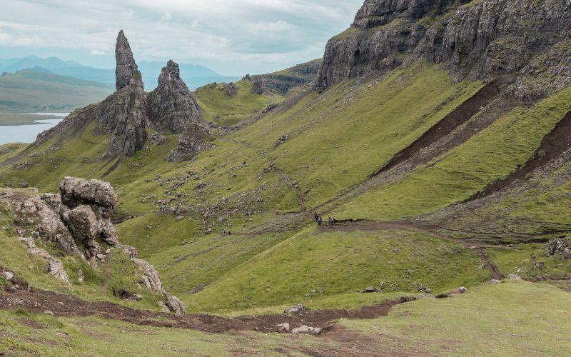 scotland itinerary 9 days