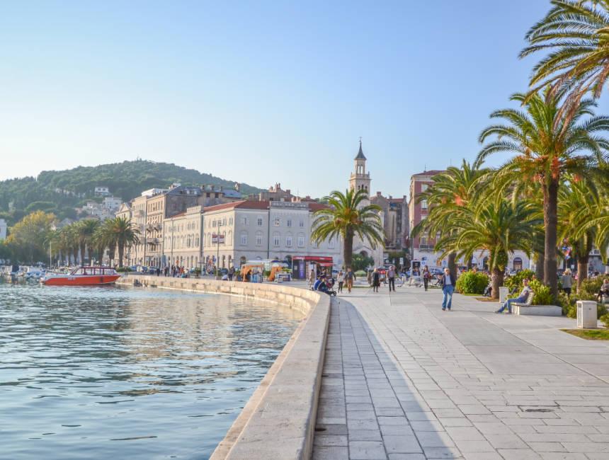 split croatia road trip