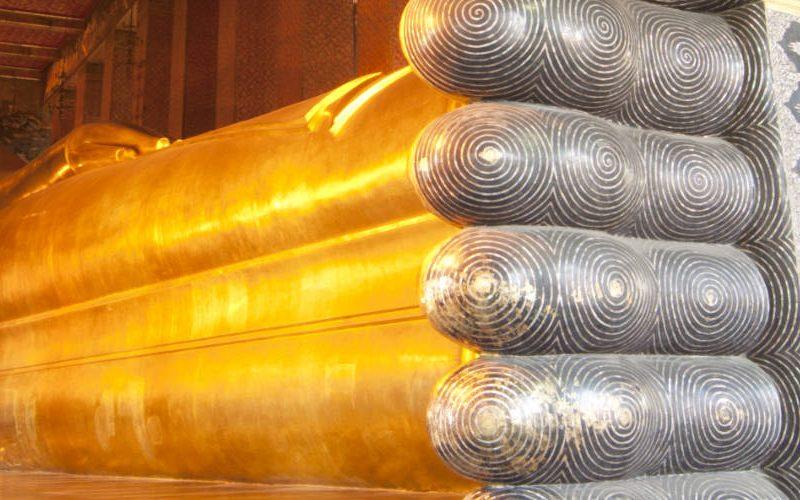 wat pho reclining buddha bangkok