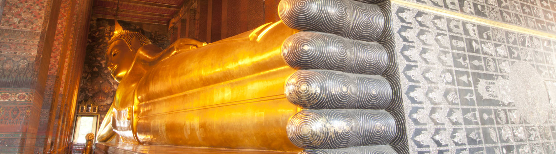Wat Pho The Reclining Buddha Of Bangkok What Else To