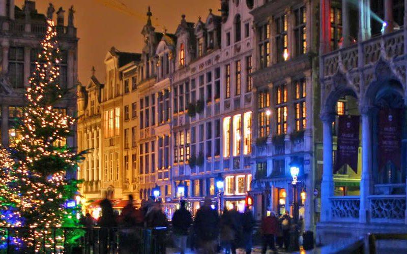 belgium christmas markets