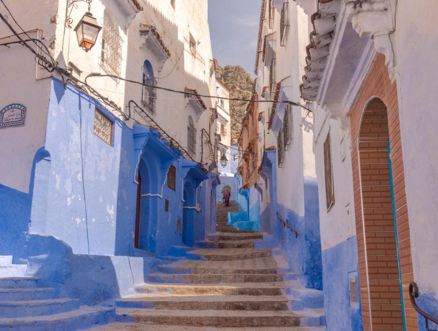 car rental morocco chefchaouen