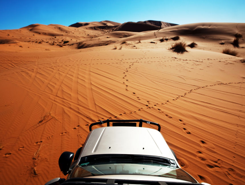 rental car morocco