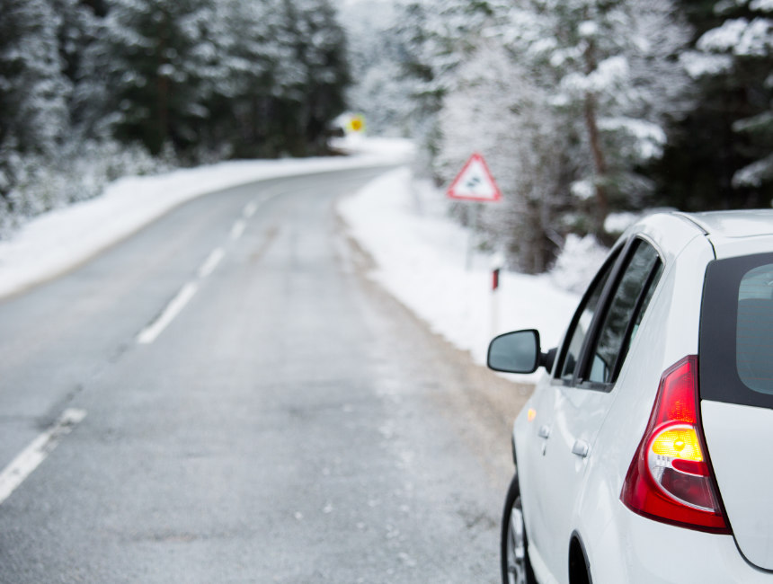 winter tires norway car hire