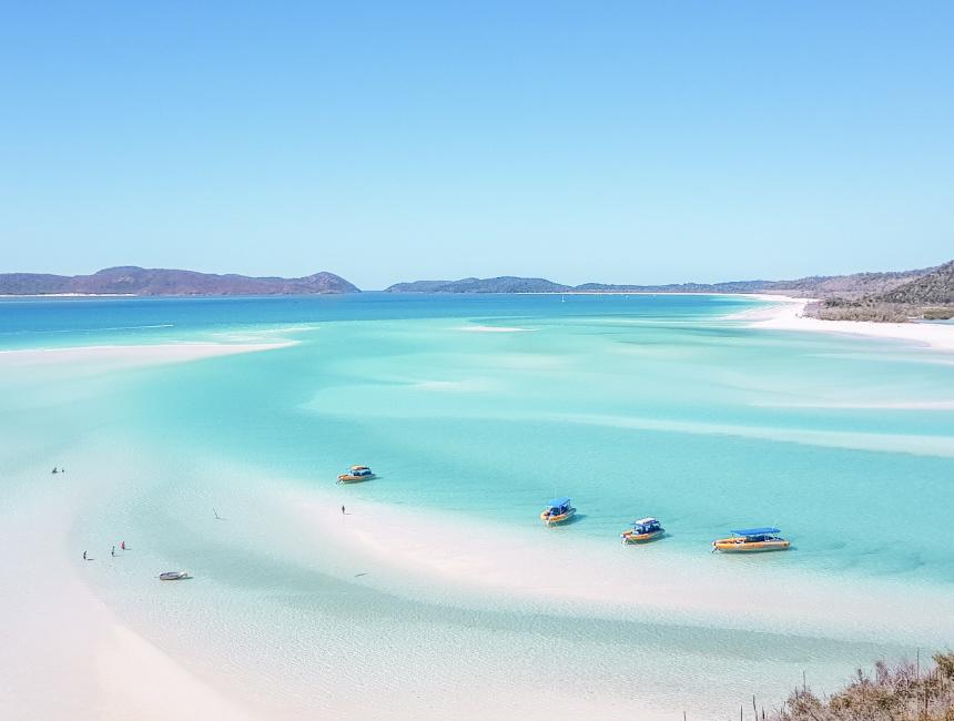 australia things to do whitsundays