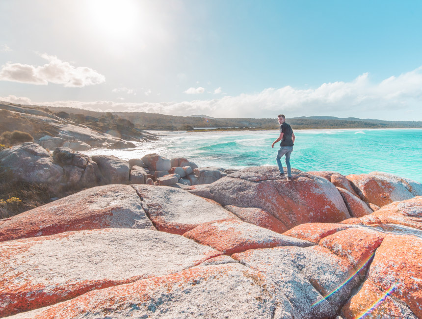Bay of fires tasmania things to do in Australia