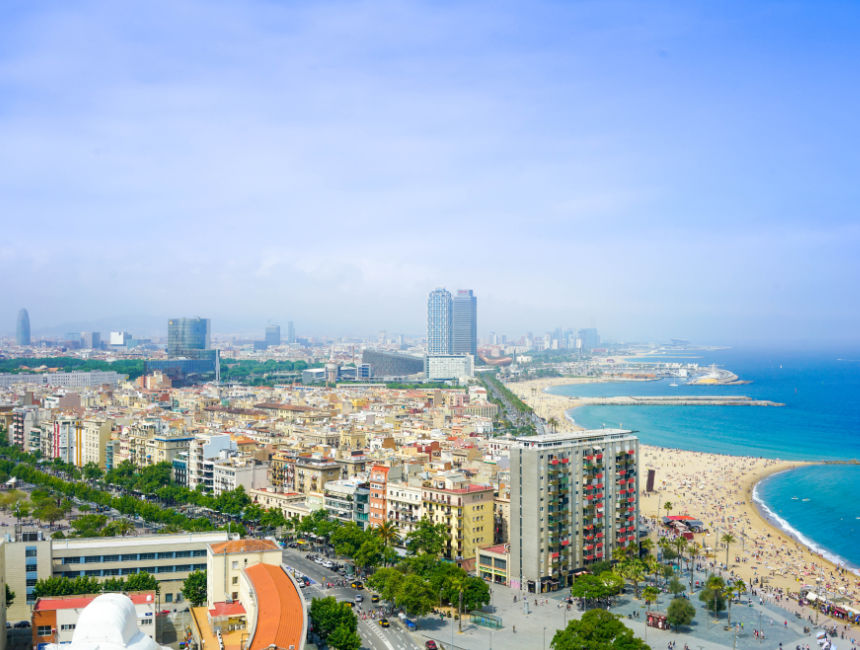 car rental barcelona airport