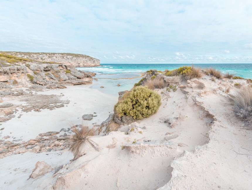 kangaroo island beaches activities australia