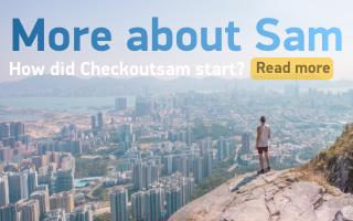 checkoutsam reisblog