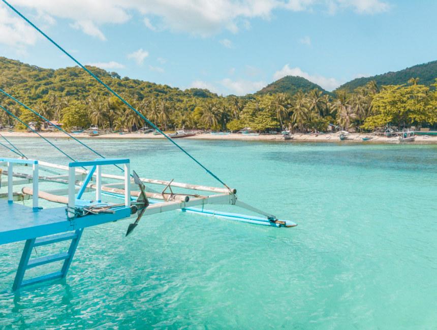 multi day tour island hopping el nido coron