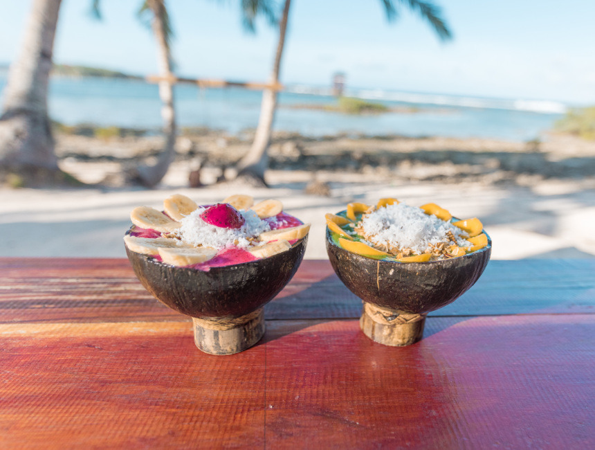 shake cafe smoothie bowls siargao best islands of the philippines