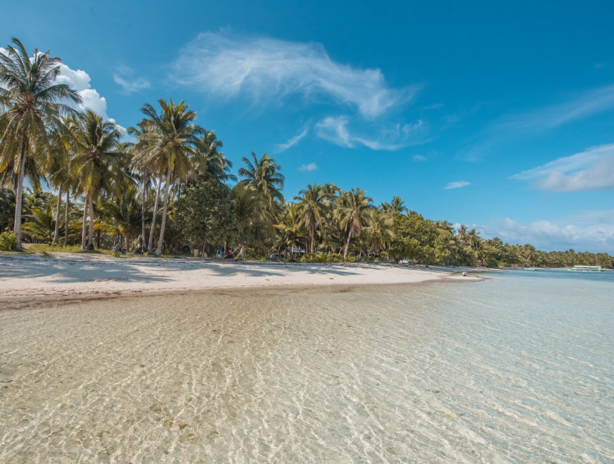 siargao island beaches