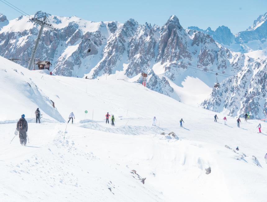 Valmeinier Ski Resort